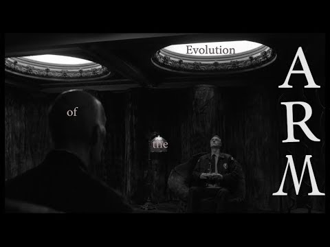 Evolution of the Arm: A Twin Peaks Discussion (Ep. 14 We are Like the Dreamer)