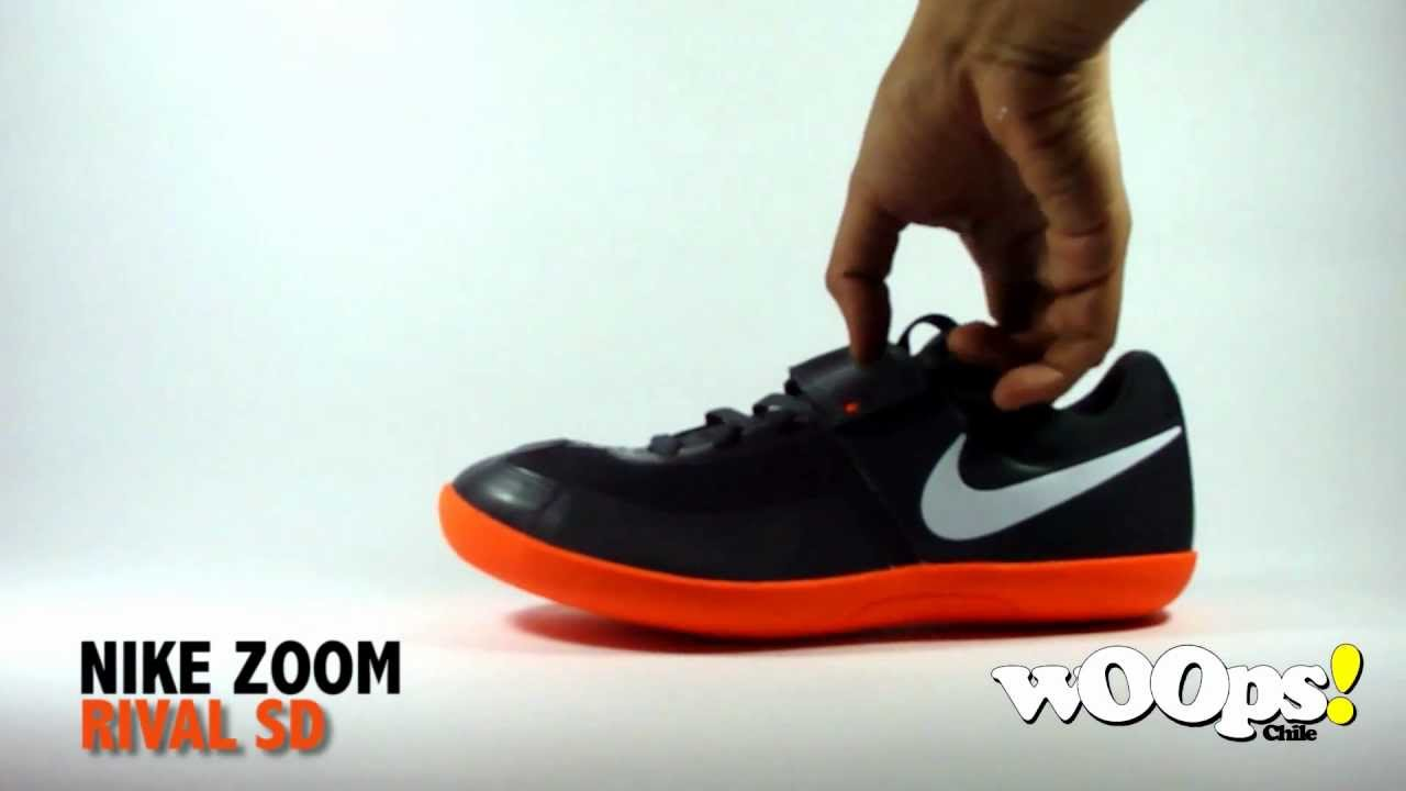low priced 019b9 79275 Nike Zoom Rival SD - YouTube