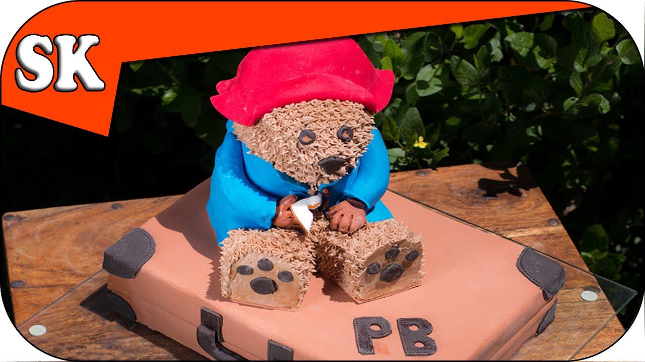 Paddington Bear Cake Images