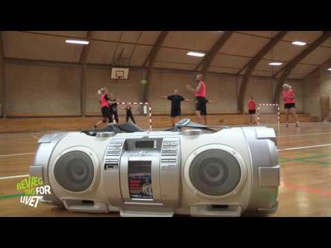 Håndboldfitness - Boggie