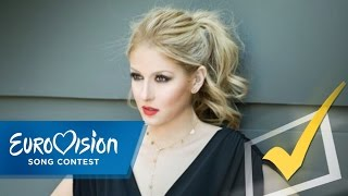 "Gambar cover Songcheck: Griechenland/Maria Elena Kiriakou - ""One Last Breath""   Eurovision Song Contest 2015   ND"