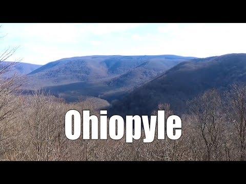 Day hiking Ohiopyle PA