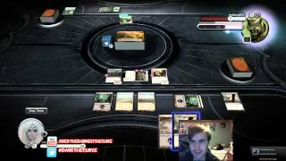 Hellsing vs. Darkness - Magic the Gathering Match 1