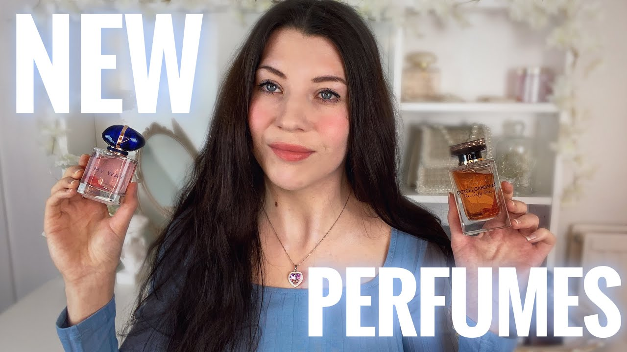 PERFUME HAUL! New perfumes in my collection