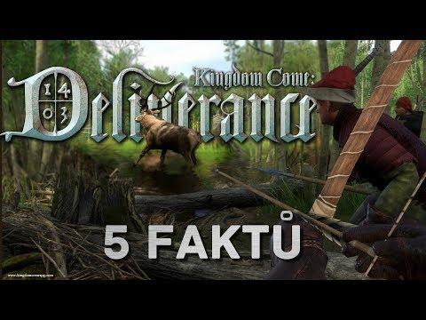 5 Faktů o Kingdom Come: Deliverance | Nejlepší česká hra?