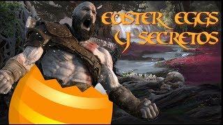 God Of War - Top 10 Easter Eggs, Secretos y Referencias
