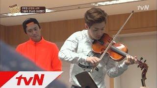 """언제나 칸타레 -  헨리, 화려한 바이올린 테크닉! """"내가 바로 음악 천재다!""""     1회"""