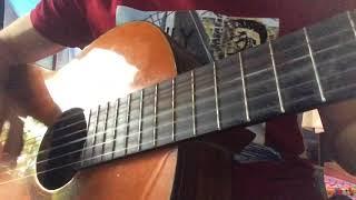 """guitar """" thương em hơn chính anh"""" Jun Phạm _cover """" Tui chứ ai"""""""