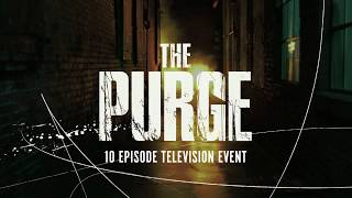 THE PURGE TV Series Comic-Con Trailer (HD) USA Network