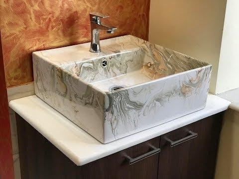 Countertop Washbasin Cabinet  कैसे बनाते है?Interior Jagat