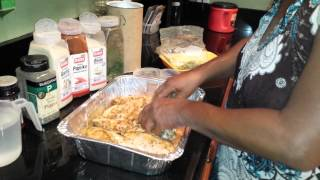 Auntie Fee's Turkey Wings