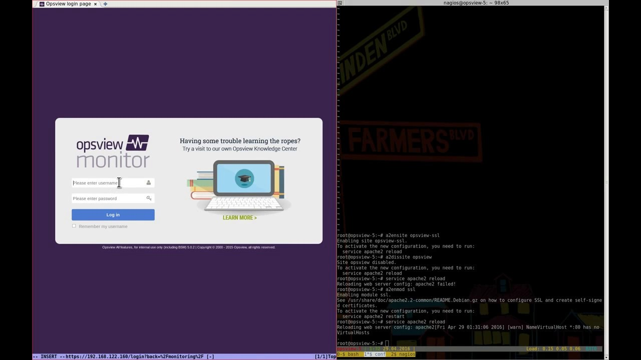 Apache Ssl And Opsview Monitor Youtube
