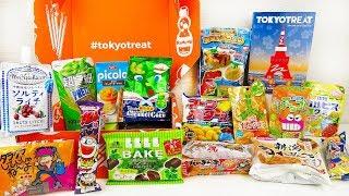 Премиум коробка японских вкусняшек Tokyo Treat ... КуКуРуЗкИ!!!