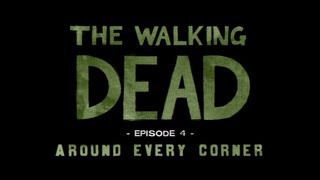 The Walking Dead Game Episode 4 Playthrough Adolf[RA]