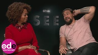 Jason Momoa Compares Filming Apple TV Series To Childbirth!