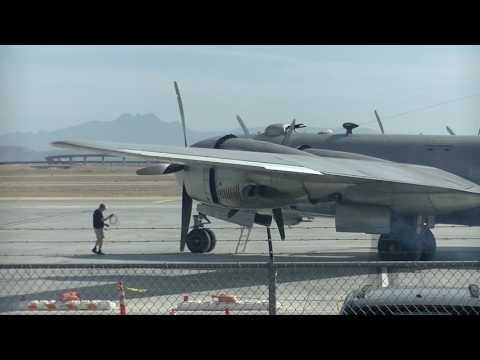 FiFi Engine Startup prior to flight at  flight Mesa Williams Gateway airport