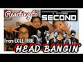 Reacting to THE SECOND from Exile Tribe - HEAD BANGIN' (RE-UPLOAD)