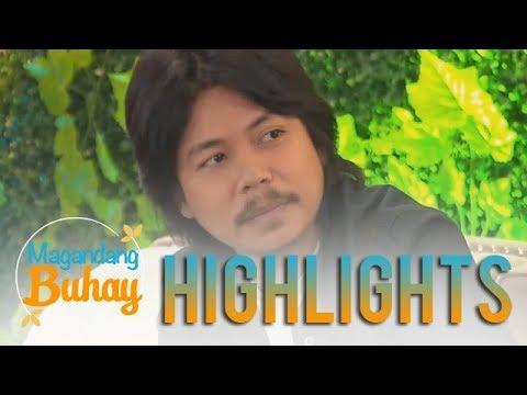 """Magandang Buhay: """"I love you, Inang!"""" says Empoy to his grand mother"""