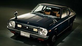 #392. Крутые автомобили - Nissan Cherry F-II