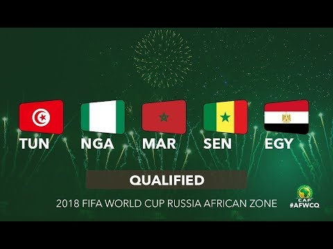 Why Only 5 African Teams In 2018 Fifa World Cup ?