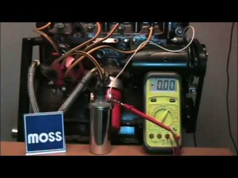 Starter Wiring Ballast Resistor How To Test Youtube