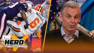 Be worried about Packers defense, this Browns' season is 'déjà vu all over again' | NFL | THE HERD