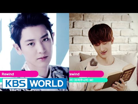 Zhou Mi (Super Junior-M) - Rewind (feat. ChanYeol of EXO) [K-Pop Hot Clip]