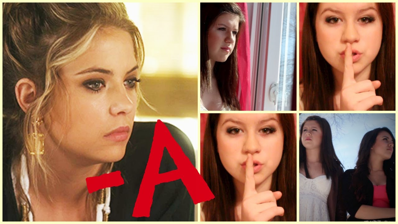 Hannah Marin Makeup Tutorial (Pretty Little Liars) - YouTube