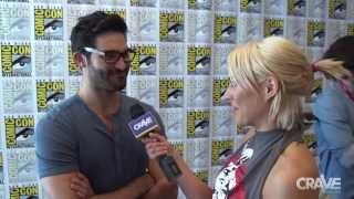 Comic-Con 2014: Teen Wolf – Interview with Tyler Hoechlin Thumbnail