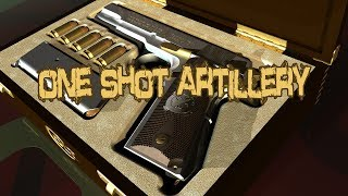 �������� ���� One Shot Artillery HD Drums & Instruments - Making a Beat From Scratch ������