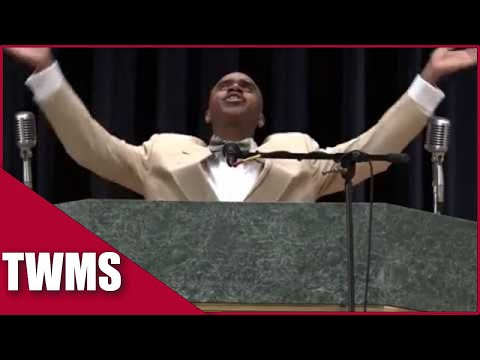 """Apostle/ Pastor Gino Jennings - Why does GOD bear the title """"WORD"""""""