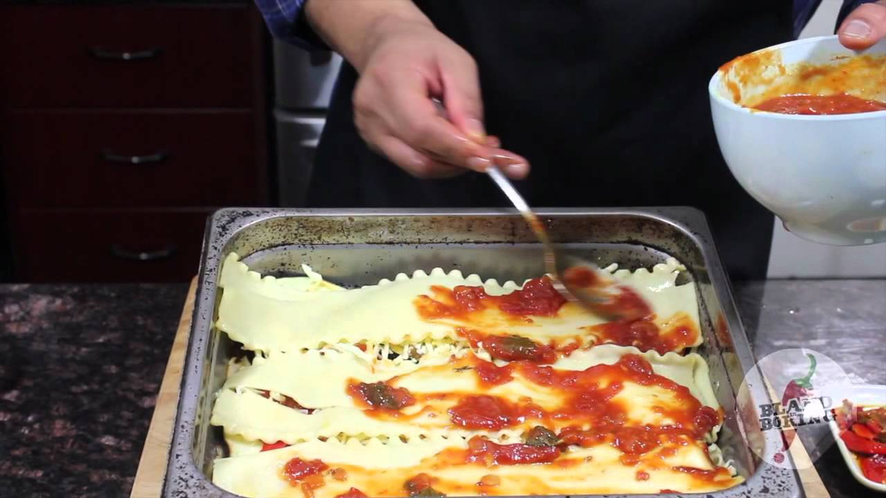 Best homemade vegetarian lasagna recipe youtube best homemade vegetarian lasagna recipe forumfinder Gallery