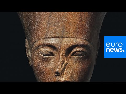 France 24:Egypt tries to halt the auction of Tutankhamun statue in London next month