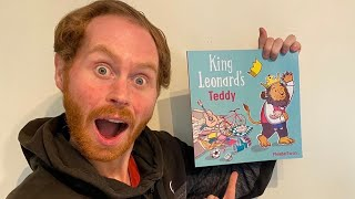 Storytime Live! King Leonard's Teddy by Phoebe Swan