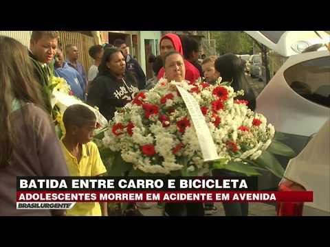 Sorocaba: Adolescentes Morrem Em Acidente De Bicicleta
