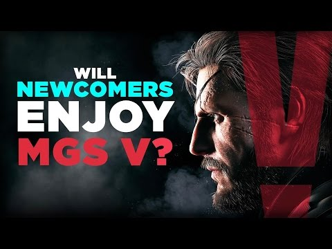 Will Newcomers Enjoy Metal Gear Solid V The Phantom Pain