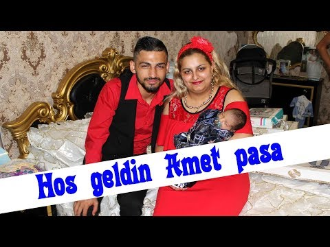 2 Hos geldin dunyaya AMET pasa SOFIA 19 05 2018