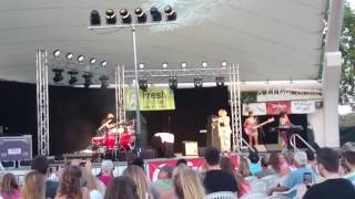 Jocelyn Alice - Jackpot - Peterborough Musicfest - August 10, 2016