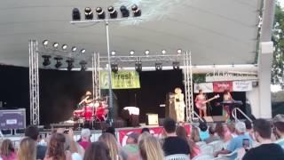 Jocelyn Alice - Jackpot - Peterborough Musicfest - August 10, 2016