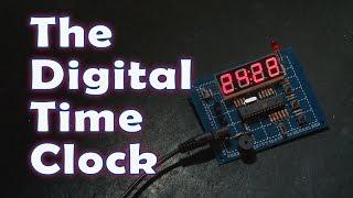 DIY Digital Time Clock!