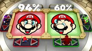 Super Mario Party - All Brainy Minigames   MarioGamers