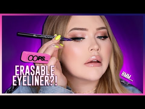 ERASABLE EYELINER MAKEUP