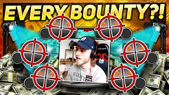 GOING FOR EVERY BOUNTY AT THE FINAL TABLE!!?!?!?
