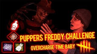 PUPPERS FREDDY CHALLENGE - Killer - Dead By Daylight