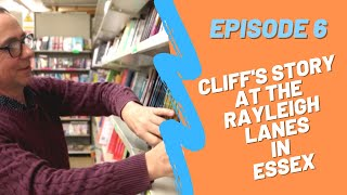 The Rayleigh Lanes in Essex - Cliff the book man