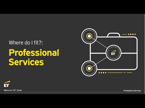 What Are Professional Services?