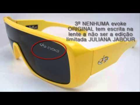 57484c7e22542 Detalhes de um evoke falsificado! - YouTube
