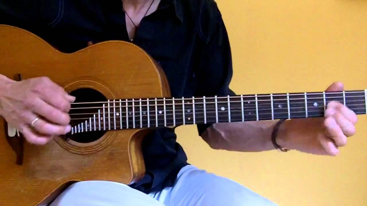 drop b tuning on acoustic guitar matthias wa er youtube. Black Bedroom Furniture Sets. Home Design Ideas