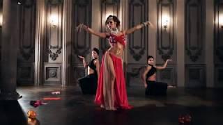 Скачать Beauty Arabic East Dance Belly Violett Show 1001 And One Night
