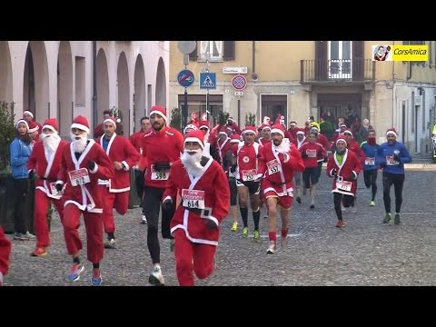 2013 12 08  7° Babbo Natale Running, Tradate